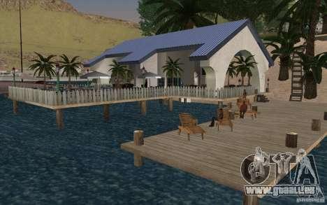 Beachclub für GTA San Andreas
