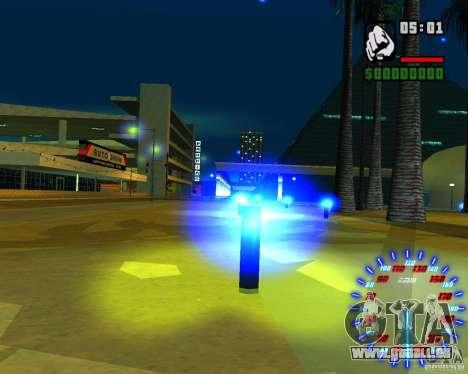 Neue Effekte für GTA San Andreas fünften Screenshot