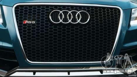 Audi RS5 2011 [EPM] pour le moteur de GTA 4