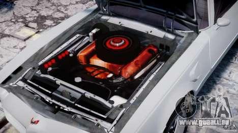 Pontiac Firebird Esprit 1971 für GTA 4 Seitenansicht
