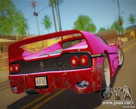 GTA IV Scratches Style pour GTA San Andreas sixième écran