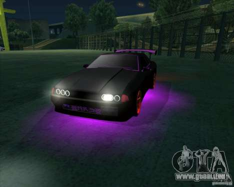 NEON mod für GTA San Andreas her Screenshot