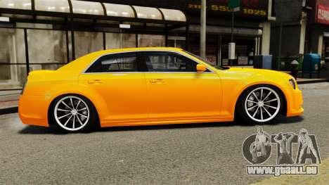 Chrysler 300 SRT8 LX 2012 pour GTA 4 est une gauche