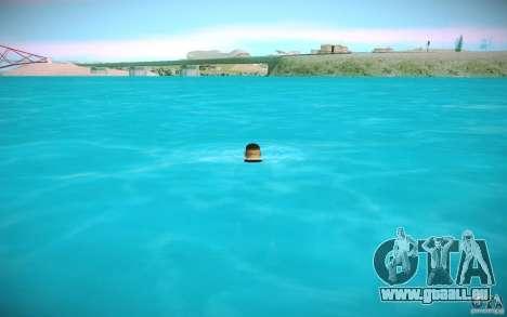HD-Wasser für GTA San Andreas fünften Screenshot