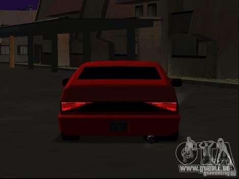 New Blistac für GTA San Andreas Innenansicht