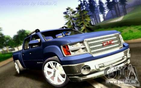 GMC Sierra 2011 pour GTA San Andreas