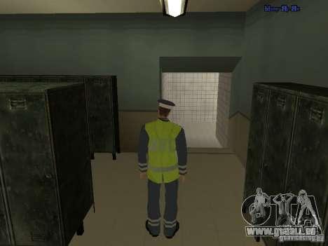 Inspecteur DPS pour GTA San Andreas deuxième écran
