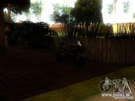 New Car in Grove Street für GTA San Andreas sechsten Screenshot