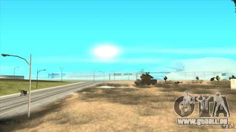 ADMS-WESPE für GTA San Andreas obere Ansicht
