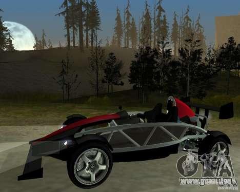 Ariel Atom V8 für GTA San Andreas