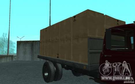 International Harvester Loadstar 1970 für GTA San Andreas obere Ansicht