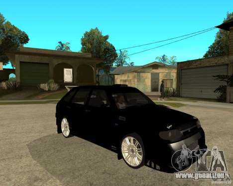ВАЗ 2114 Mechenny pour GTA San Andreas vue de droite
