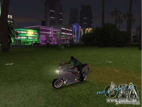 Ducati Supersport 1000 DS für GTA Vice City