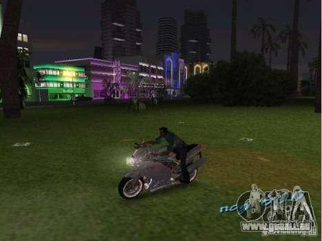 Ducati Supersport 1000 DS pour GTA Vice City