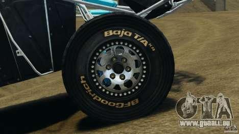 Chevrolet Silverado CK-1500 Stock Baja [EPM] pour GTA 4 est une vue de l'intérieur