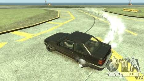 Drift Handling Mod pour GTA 4 cinquième écran