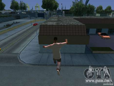 GTA IV Animation in San Andreas für GTA San Andreas zehnten Screenshot