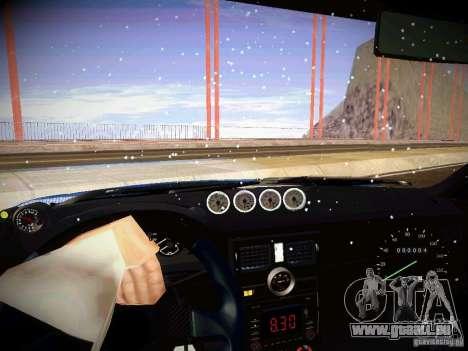 Lada Priora Turbo v2.0 pour GTA San Andreas vue de droite