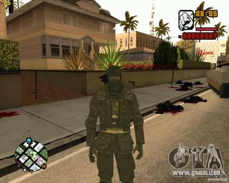 Ckin SAS pour GTA San Andreas