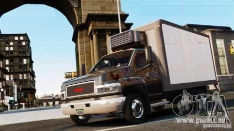 GMC C5500 Topkick pour GTA 4