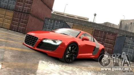Audi R8 V10 2010 [EPM] pour GTA 4