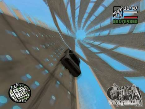 Krant race v2 pour GTA San Andreas