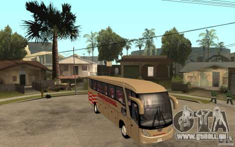 Marcopolo G7 Skin Transnasional pour GTA San Andreas vue arrière