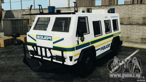 RG-12 Nyala - South African Police Service pour GTA 4