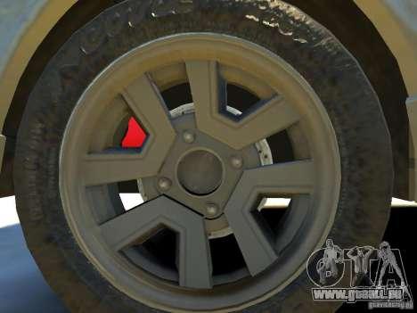 Toyota Corolla AE86 EPM v3.0 pour GTA 4 est une vue de l'intérieur