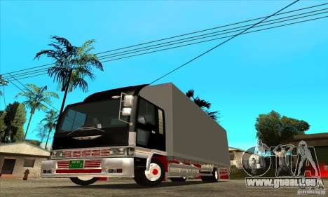 Hino Ranger für GTA San Andreas