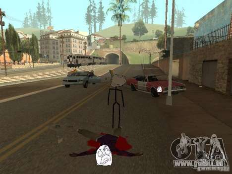 Meme Ivasion Mod für GTA San Andreas her Screenshot