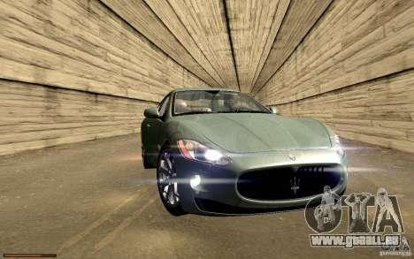Maserati Gran Turismo 2008 pour GTA San Andreas