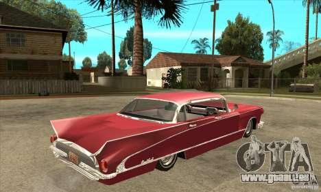 Buick LaNuit für GTA San Andreas rechten Ansicht