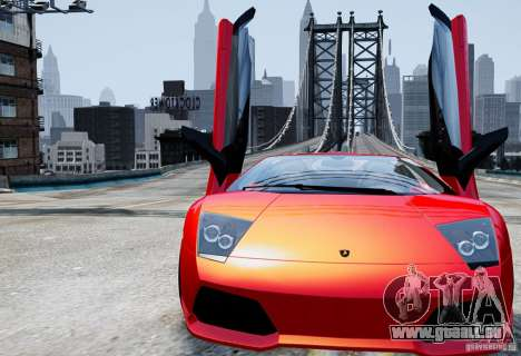 ENB Rage of Reality v 4.0 pour GTA 4 quatrième écran