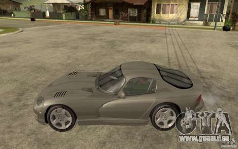 Dodge Viper GTS für GTA San Andreas linke Ansicht