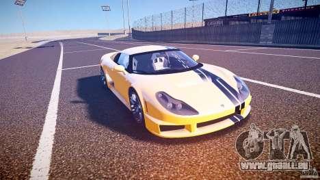 Rossion Q1 2010 v1.0 für GTA 4 Innenansicht