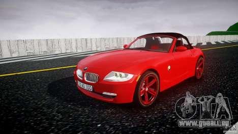 BMW Z4 Roadster 2007 i3.0 Final für GTA 4