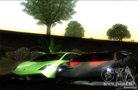 Lamborghini Gallardo LP570-4 Superleggera pour GTA San Andreas