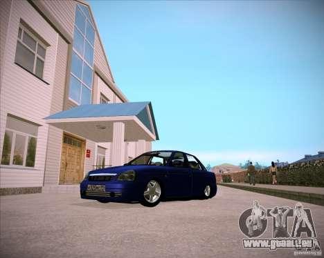 Lada Priora Chelsea für GTA San Andreas