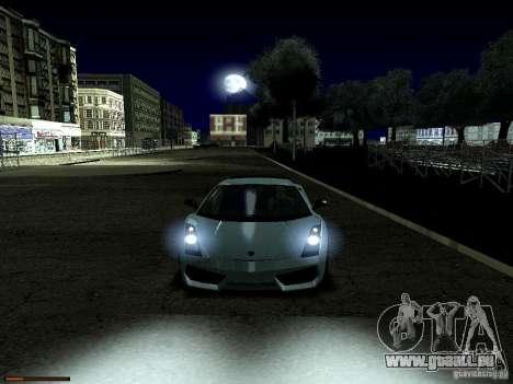 LibertySun Graphics For LowPC pour GTA San Andreas quatrième écran