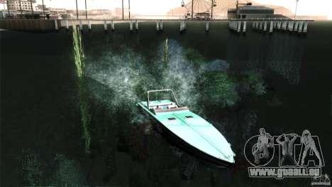 Wellcraft 38 Scarab KV pour GTA San Andreas