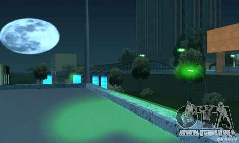 Grüne Lichter für GTA San Andreas fünften Screenshot