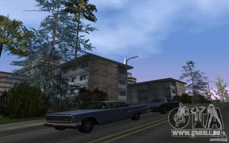 Timecyc Los Angeles pour GTA San Andreas cinquième écran