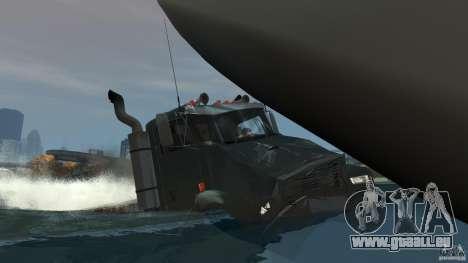 Biff boat pour le moteur de GTA 4