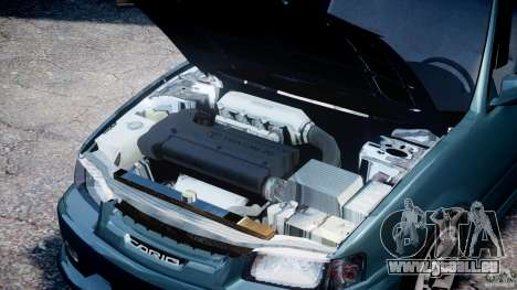 Toyota Sprinter Carib BZ-Touring 1999 [Beta] pour GTA 4 est un côté