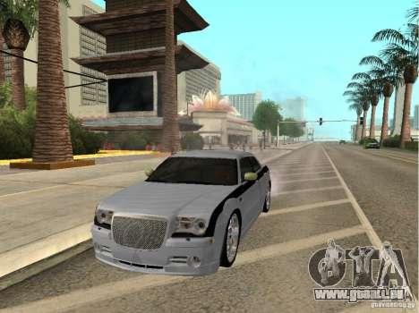 Chrysler 300 C pour GTA San Andreas