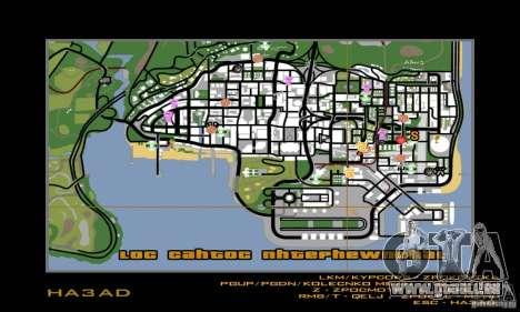 Autumn Mod v3.5Lite pour GTA San Andreas cinquième écran