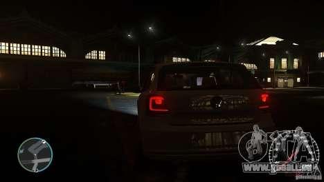 Volkswagen Polo für GTA 4 Innenansicht