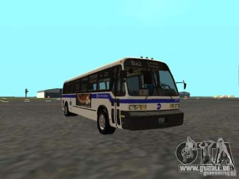 GMC RTS MTA New York City Bus für GTA San Andreas