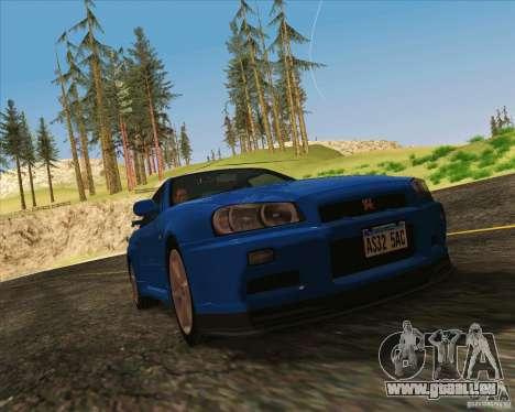 NFS The Run ENBSeries by Sankalol für GTA San Andreas her Screenshot